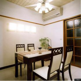 现代中式风格家居设计餐厅