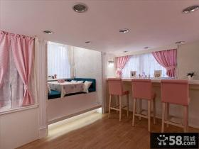 日式风格公主卧室装修图片
