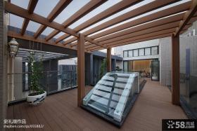 家装阳台设计效果图