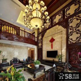 古典明清中式别墅设计装潢