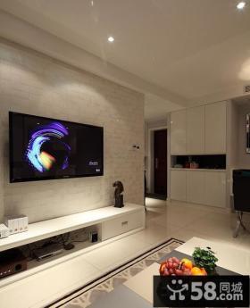 90平米两室一厅装修效果图现代风格