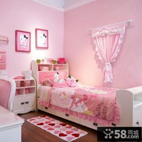 小户型儿童房间布置效果图