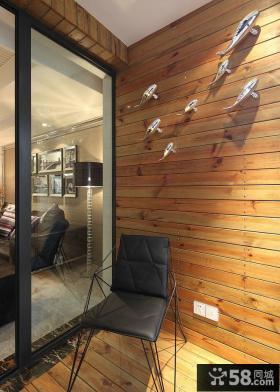 家庭设计室内阳台图片