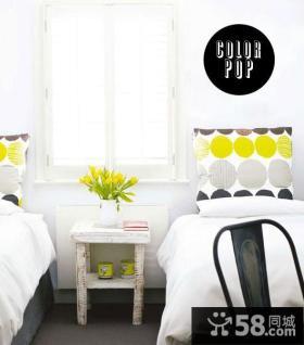现代风格小户型儿童房装修效果图大全2014图片