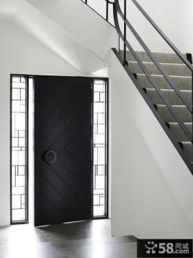 300平农村别墅进门玄关装修设计效果图大全2012图片