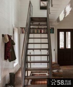 现代家装设计楼梯效果图欣赏