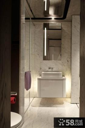 现代浪漫的90平米小户型客厅装修效果图大全2014图片