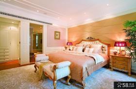 2013优质欧式风格卧室装修效果图欣赏