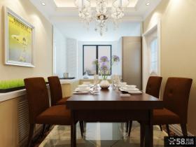 优质现代餐厅装修设计效果图片