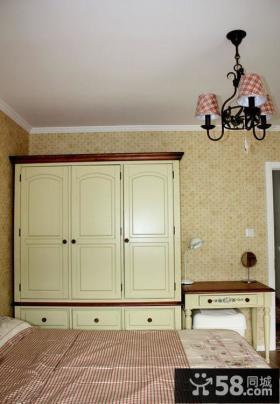 卧室欧式衣柜效果图大全