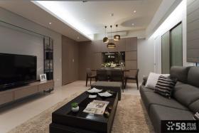 现代风格客厅家装设计效果图欣赏