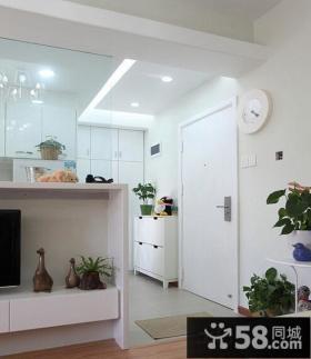 现代风格家居入户玄关设计图片