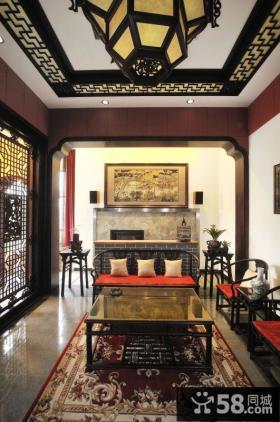 古典中式别墅装饰装潢