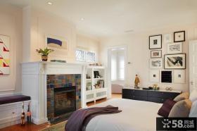 90平米小户型卧室装修效果图