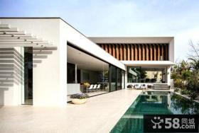 现代简约设计室内阳台效果图大全