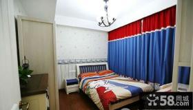 美式风格小卧室装修