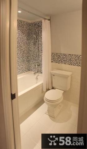 180平米复式厕所装修效果图大全2014