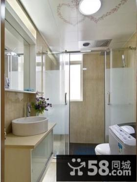现代卫生间装修风格
