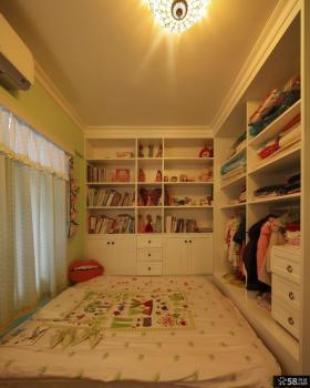 现代风格两室一厅小户型卧室装修效果图