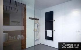 斯洛伐克大气的浴室设计