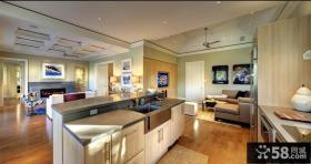 2012美式装修图片 2012客厅装修效果图