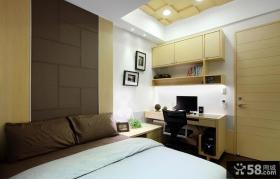 简约卧室室内设计效果图大全