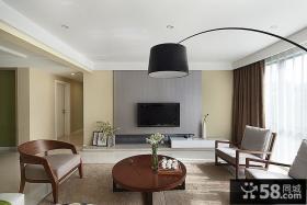 家居设计客厅电视背景墙大全