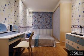 现代风格三居室装修设计图大全2015