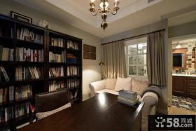 古朴美式复式家居装修案例