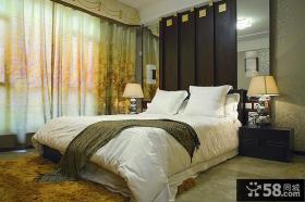 中式新古典卧室装饰
