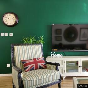 新古典风格别墅室内设计图片