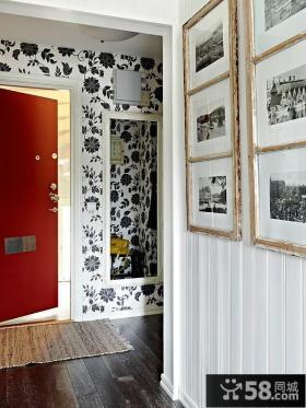 客厅沙发墙纸效果图欣赏