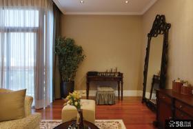 美式新古典风格室内样板间图片