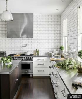 北欧设计厨房橱柜图
