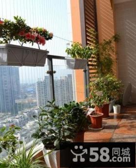 阳台盆栽效果图欣赏