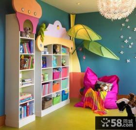 儿童房室内装饰效果图欣赏