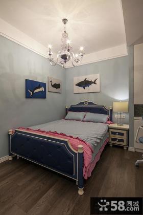 现代简约儿童房间装饰图片欣赏