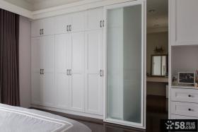 清新简约风格两居室家装设计效果图