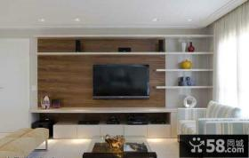 装饰优质客厅电视背景墙大全