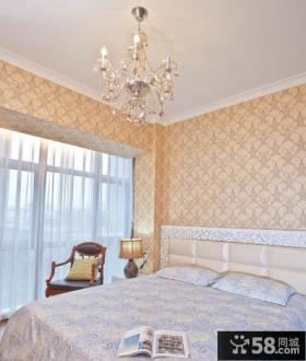 2015美式家庭设计时尚卧室效果图