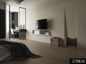 家装卧室电视背景墙装修图片大全欣赏