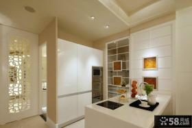 优质简约风格厨房效果图