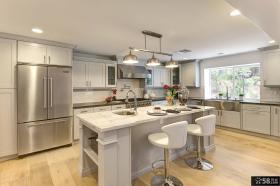 2015设计厨房橱柜图欣赏