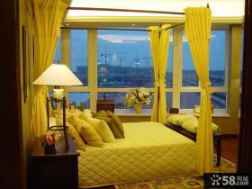 90平小户型东南亚风格客厅装修效果图大全2014图片