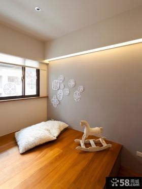 极简风格房间装修效果图