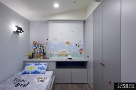 美式风格儿童房图片大全欣赏