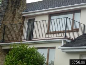 阳台护栏不锈钢装饰