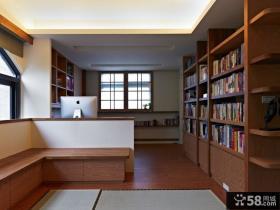 中式风格复式装修设计图欣赏