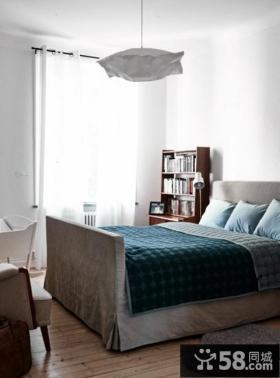 时尚北欧风格公寓装饰效果图