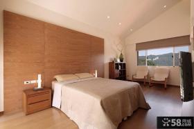 复式楼房阁楼卧室装修设计